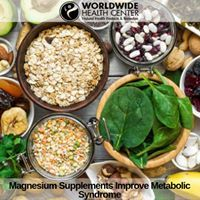 Magnesium Supplements Improve Metabolic Syndrome