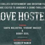 Red Chillies Entertainment & Drishyam Films collaborate for 'Love Hostel'