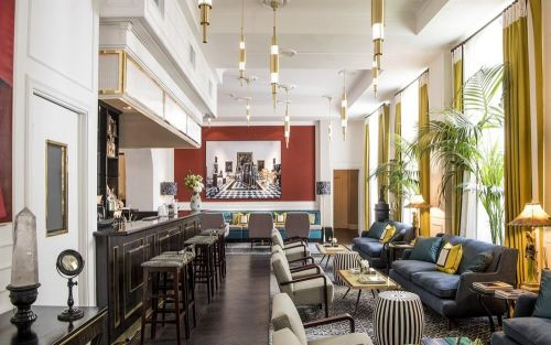 The best boutique hotels in Rome, from elegant palazzi with arty interiors to stylish suites with romantic views