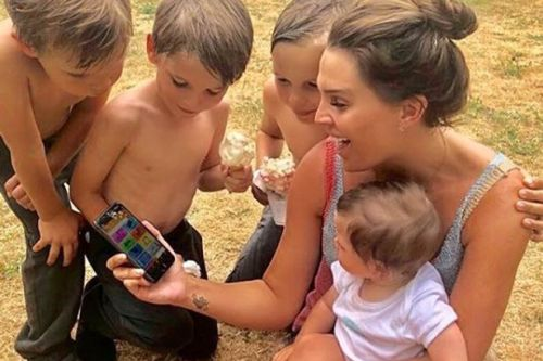 Danielle Lloyd lashes out at gender selection critics and vows 'if I can pay for a girl, I'll get one'