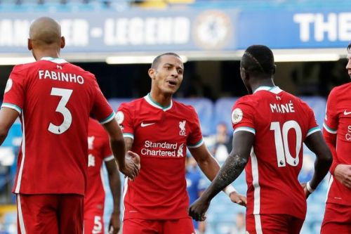 Sadio Mane and Thiago training boost for Liverpool after coronavirus setbacks