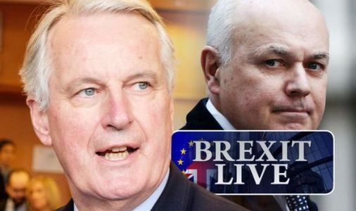 Brexit LIVE: Iain Duncan Smith warns UK will face £160billion EU loans bill after Brexit