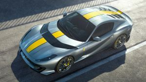First details of new 817bhp Ferrari 812 Superfast 'Versione Speciale' announced