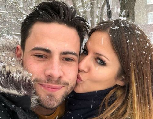Caroline Flack 'fuming as Andrew Brady takes her dog' days after calling off engagement
