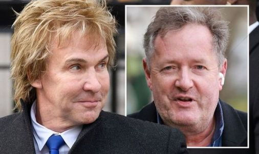 'He'd be in Number 10' Piers Morgan backed for PM role by Pimlico Plumbers boss