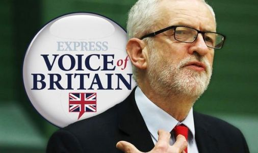 Jeremy Corbyn should quit as MP for antisemitism 'failures' - 'He's a disgrace!'