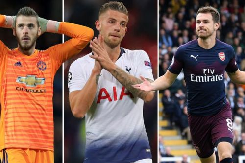 Free transfers: The players your club can sign for nothing from Man Utd, Arsenal and more