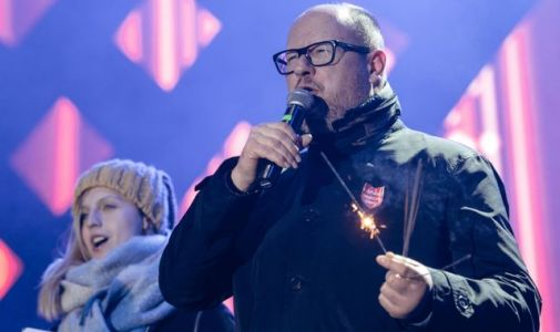 Polish mayor Pawel Adamowicz dies after stabbing at charity event in Gdansk