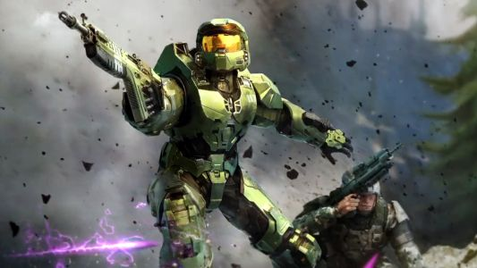 Halo Infinite's campaign is getting a re-reveal today - watch it here