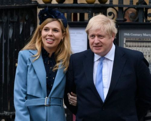 Carrie Symonds 'Has Spent A Week In Bed With Coronavirus Symptoms'