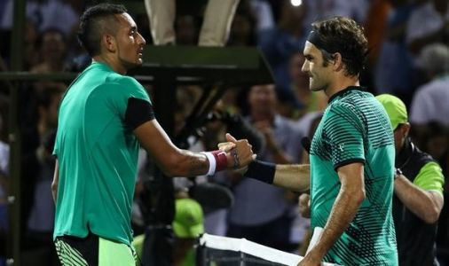 On this day: Roger Federer survives three-hour battle against Nick Kyrgios in Miami