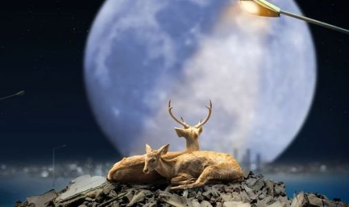 July Buck Moon: The first Full Moon of the Summer peaks TOMORROW - Don't miss it
