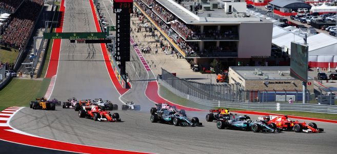 F1 United States Grand Prix: travel guide to Circuit of the Americas in Austin