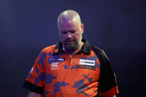 Raymond van Barneveld retires with first-round World Darts Championship exit