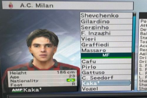 The most legendary PES players of all time featuring Adriano and Alvaro Recoba