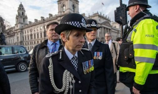 Extinction Rebellion: Met Police chief CONDEMNS 'miserable disruption' caused by protests