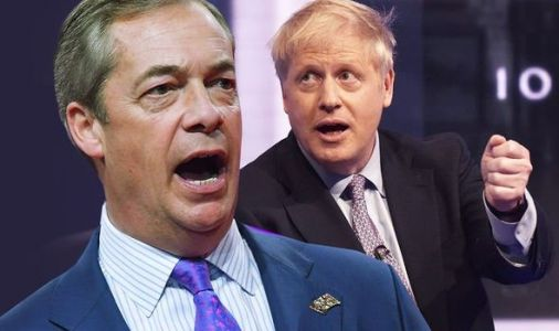 Brexit LIVE: Nigel Farage reveals the 3 things Boris must do to secure Brexiteer support