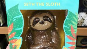 M&S have officially won Easter with their chocolate sloth