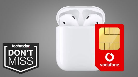 Unlimited data and free AirPods make this a brilliant Black Friday SIM only deal
