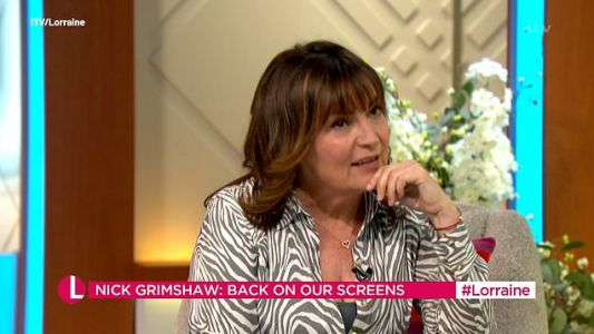 Lorraine Kelly and daughter Rosie confirmed for Celebrity Gogglebox