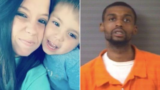 Mom of boy, 5, 'shot dead by neighbor for cycling in his yard' wants killer 'to burn in hell'