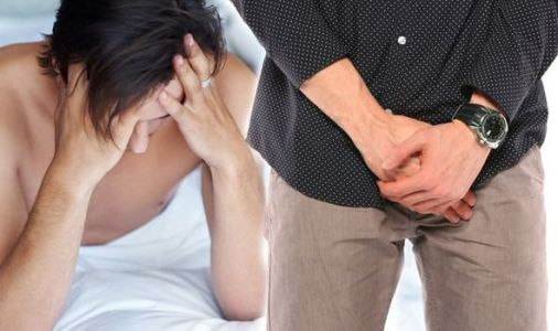 Prostate cancer: The sexual symptom warning you may be at risk of a tumour developing
