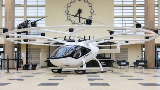 Japan Airlines plans eVTOL operations from 2025