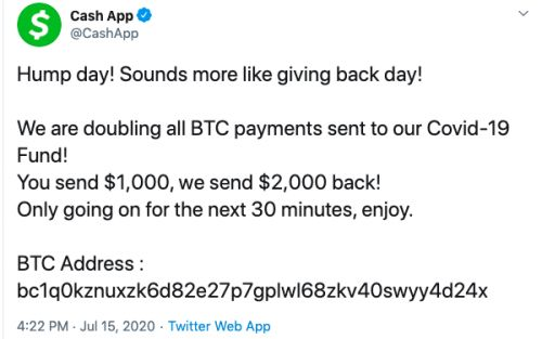 Hackers just took over dozens of high-profile Twitter accounts including Uber, Apple, Cash App, and Bill Gates and used them to post bitcoin scam links