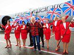 Branson stumps up £200m to secure a rescue package for Virgin Atlantic