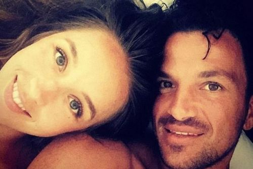 Peter Andre's doctor wife Emily admits she can't sleep and is suffering anxiety while battling coronavirus crisis