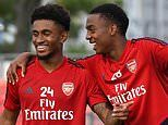 Mesut Ozil urges Arsenal youngsters Joe Willock and Reiss Nelson to believe in their own ability