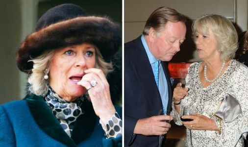 Royal snub: Unearthed photo reveals frosty anniversary between Camilla and ex-husband