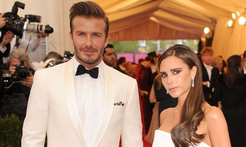 Look back at David and Victoria Beckham's wedding as they celebrate their 21st wedding anniversary