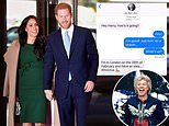 Prince Harry shares amusing exchanges of messages with Jon Bon Jovi