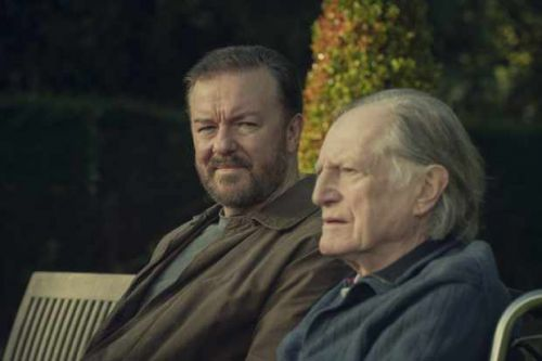 Ricky Gervais returns in first After Life season 2 trailer