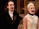 Hamilton actor Javier Munoz reminds fans that there are two members from the original cast missing