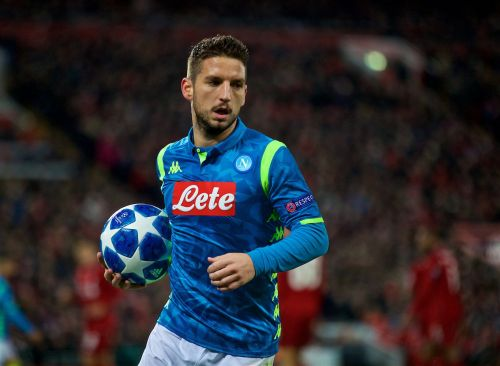 Napoli warm up for Liverpool clash with win over Sampdoria - and receive Lorenzo Insigne fitness boost