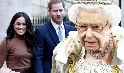 Meghan Markle and Harry Megxit review 'called off' as there's 'no need' to meet Queen