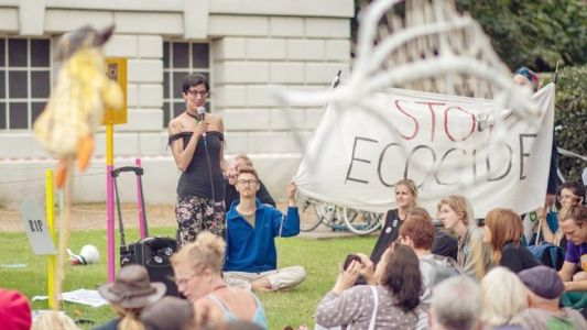 Extinction Rebellion on what makes a successful protest