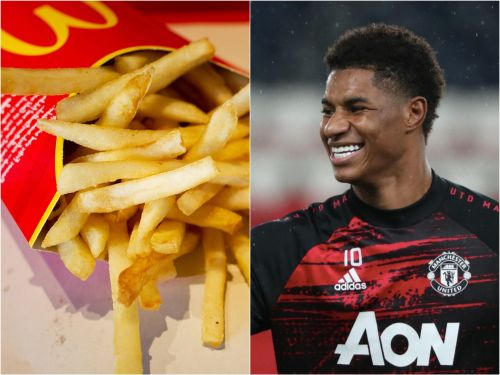 McDonald's is offering a million free meals to in-need UK children as part of footballer Marcus Rashford's campaign against food poverty