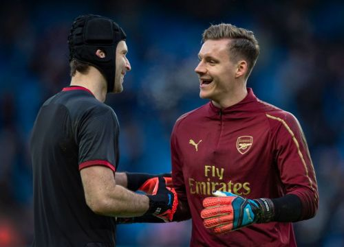 Unai Emery told to drop Petr Cech for Arsenal's Europa League final v Chelsea