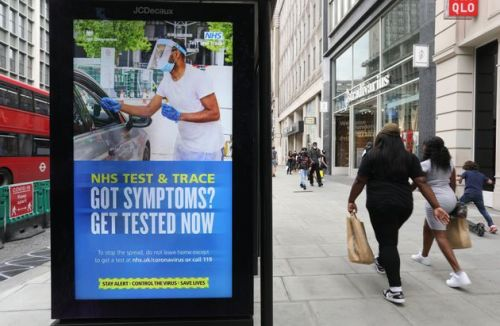 Contact Tracers To Knock On Doors As Government Tries To Improve NHS Test And Trace Programme