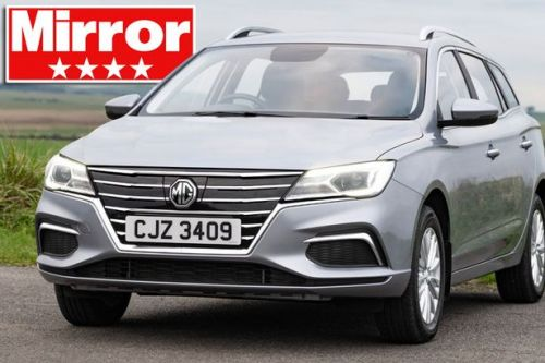 Review - What the electric MG 5 estate lacks in luxury it makes up for in price