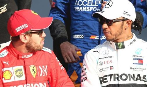 Sebastian Vettel replacement options lined up by Ferrari - Lewis Hamilton not on the list