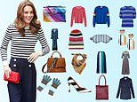 Stars in stripes:FEMAIL picks out the best buys for embracing this season's loudest trend