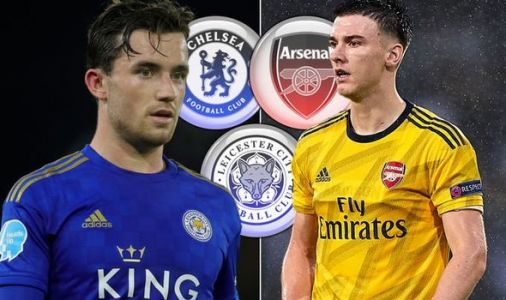 Chilwell edges closer to Chelsea as Leicester swoop for £25m Arsenal star