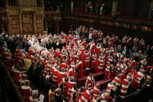 House Of Lords Could Move To York Under Boris Johnson's Plans