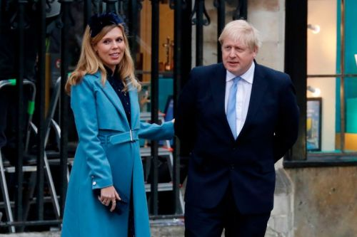 Boris Johnson's pregnant girlfriend Carrie Symonds has coronavirus symptoms