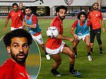 Egypt captain Ahmed Elmohamady lauds on Liverpool star Mo Salah ahead of Africa Cup of Nations