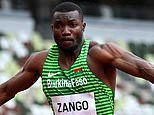 Tokyo Olympics: Hugues Fabrice Zango claims bronze as Burkina Faso win their first EVER medal
